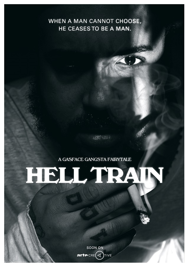affiche hell train